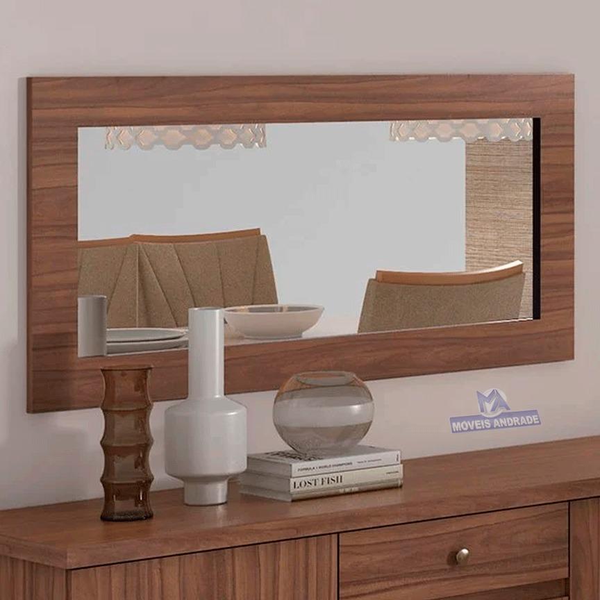 Quadro Lopas Búzius Plus Espelho