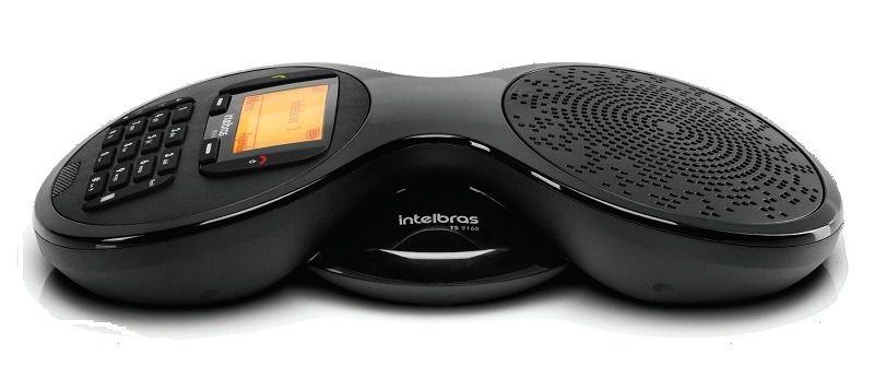 Audioconferência TS 9160 sem fio digital Intelbras