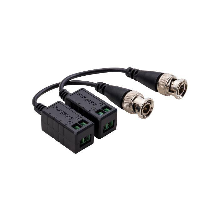 Balun passivo XBP 400  kit c/5 Intelbras
