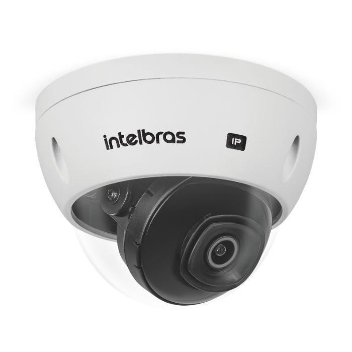 Câmera IP Dome VIP 3240 com Inteligência Artificial Intelbras