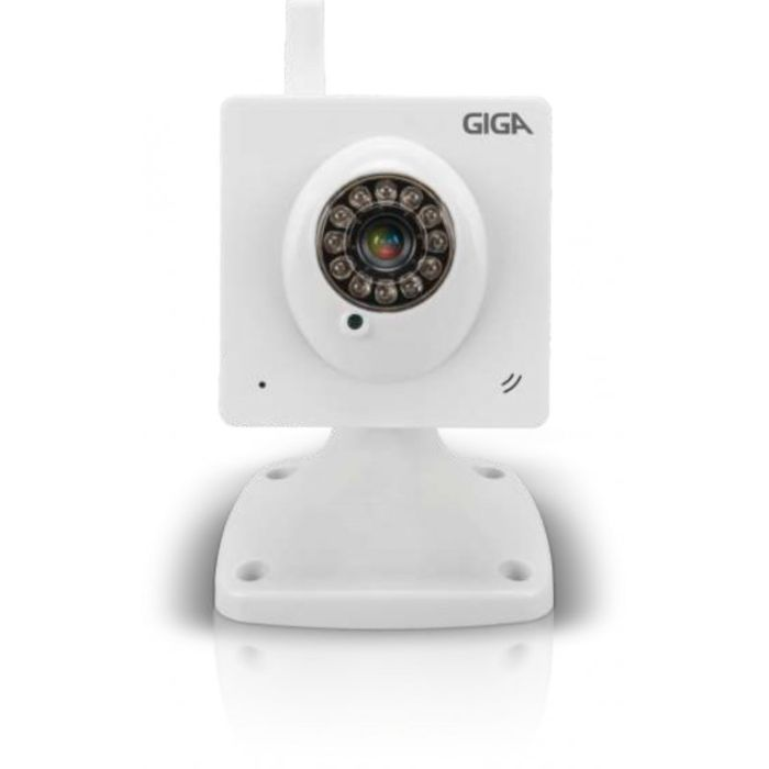 Camera sem fio IP GS HD WIFI 720p Giga