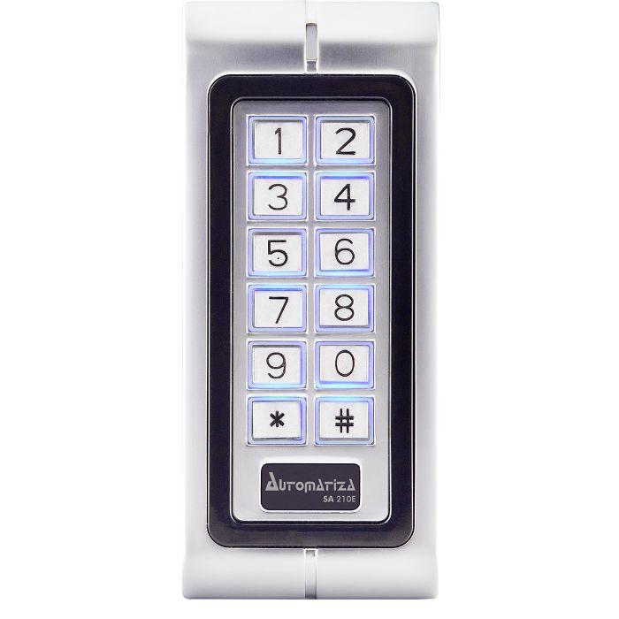 Controlador de acesso SA 210E Automatiza