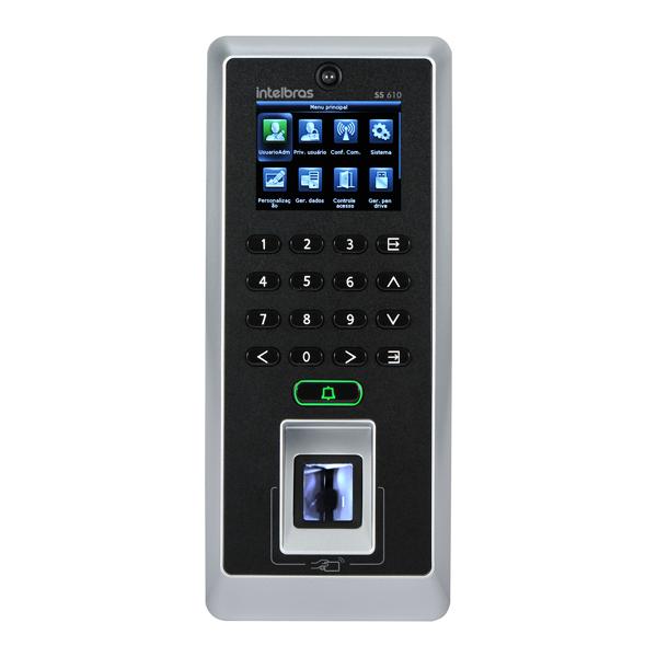 Controle de acesso SS610 125 kHz Intelbras