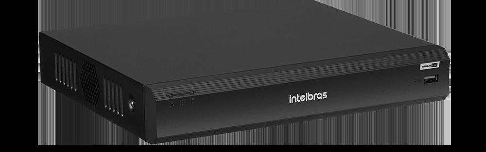 Gravador Digital Inteligente de Vídeo IMHDX 3004 Intelbras