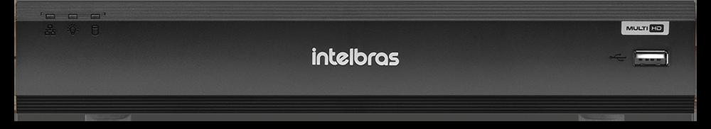 GRAVADOR DIGITAL INTELIGENTE DE VÍDEO IMHDX 3008 INTELBRAS