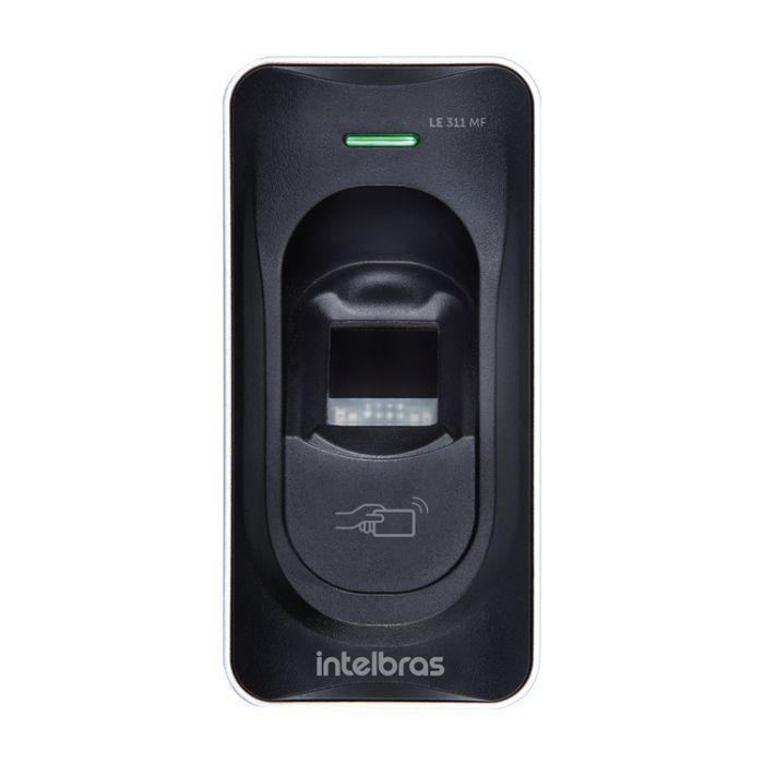 Leitor biometrico LE 311 MF Intelbras