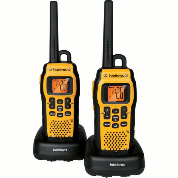 Radiocomunicador Twin Waterproof Intelbras