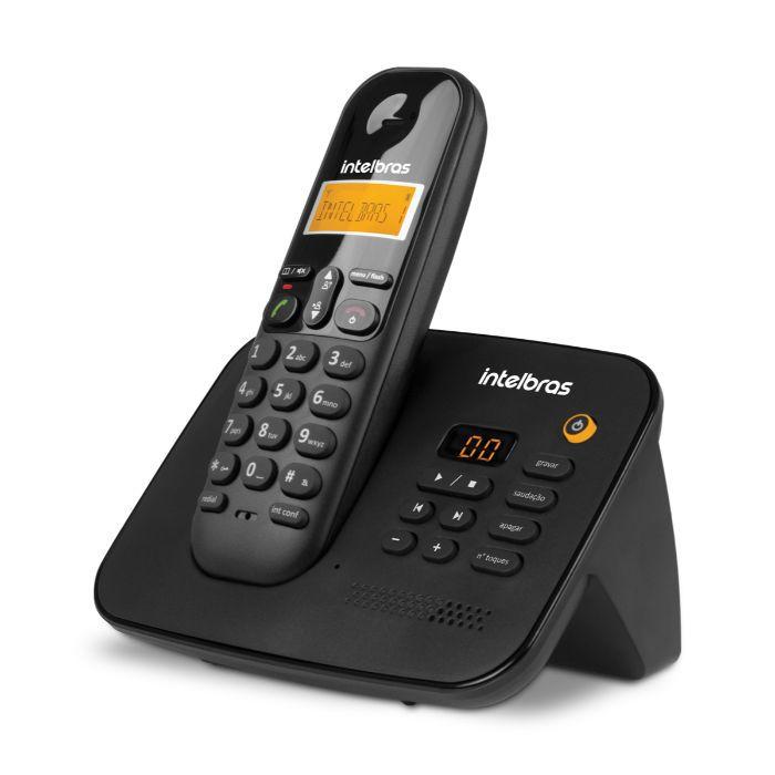 Telefone digital TS 3130 secretária eletrônica Intelbras