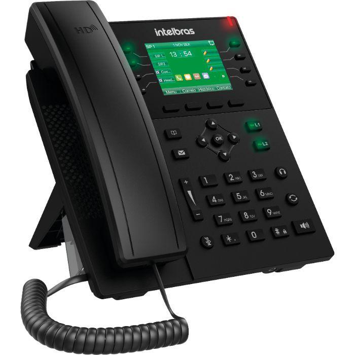 Telefone IP Bluetooth TIP V5502 Intelbras