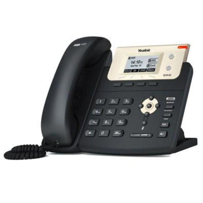 Telefone IP Giga T21P E2 Yealink