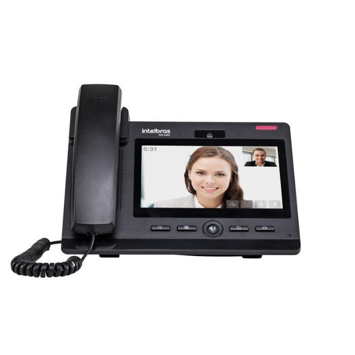 Telefone IP TIP 638V Giga Intelbras