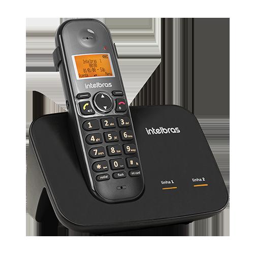 Telefone sem fio TS 5150 Intelbras