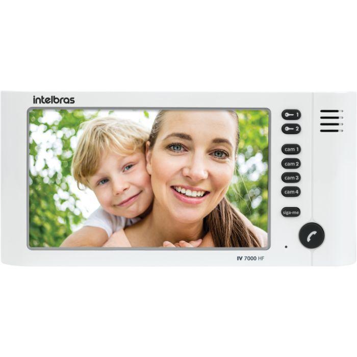 Videoporteiro IV 7010 HF Intelbras