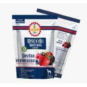 Biscoito Brincalhão Frutas Vermelhas - 250g