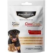 Biscoito Premiatta ClassCrock Snacks Articulação para Cães 250g
