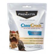 Biscoito Premiatta ClassCrock Snacks Pele & Pelo para Cães 250g