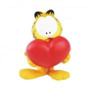 Brinquedo de Látex Garfield Coração  - Latoy