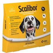 Coleira Scalibor Antiparasitas MSD - Cão Grande - 65CM