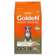 Golden Power Training Filhote para Cães Sabor Frango e Arroz - 15kg