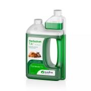 Herbalvet T.A. - Desinfetante e Bactericida - Ouro Fino - 1 litro