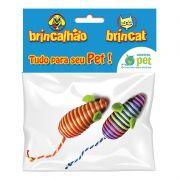 Kit Cat Ratinhos Colorido