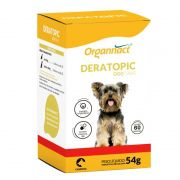 Organnact Deratopic tabs 54g- 60 Comprimidos