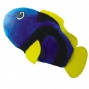 Pelucia Peixe Azul