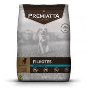 Premiatta Classic para Cães Filhotes de Raças Pequenas, Médias e Grandes 3kg