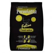 Premiatta Feline para Gatos Castrados - 10,1 Kg