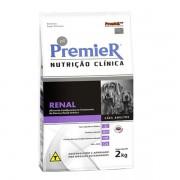 Premier Renal Ração Nutrição Clínica para Cães Adultos 2 KG
