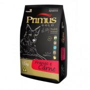 Primus Gold Cães Adultos All Day Carne e Frango 15 kg