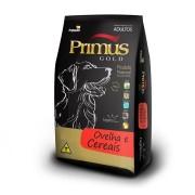 Primus Gold Cães Adultos Ovelha e Cereais 3 kg