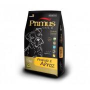 Primus Gold Cães Adultos Racas Pequenas Frango e Arroz 15 kg