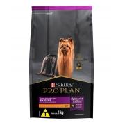 Proplan Nestlé Purina para Cães Adultos Raças Pequenas Exigent Sabor Frango e Arroz 1 kg