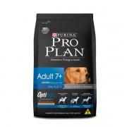 ProPlan para Cães Adultos 7+ Sabor Frango e Arroz 15kg