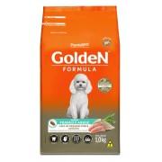 Ração Golden Fórmula Mini Bits Para Cães Adultos Pequeno Porte Sabor Frango e Arroz 1 kg