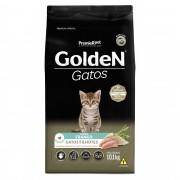 Ração Golden Gatos Filhotes Sabor Frango 10,1 kg