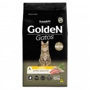 Ração Golden para Gatos Adultos Sabor Frango 10,1 kg