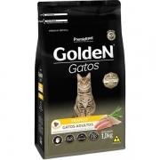 Ração Golden para Gatos Adultos Sabor Frango 1 kg