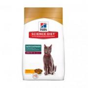 Ração Hill's Sterilized para Gatos Adultos Castrados Sabor Frango 3 kg