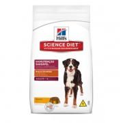 Ração Hills Science Diet Manutenção Saudável Raças Grandes Para Cães Adultos 15kg