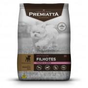 Ração Premiatta Classic para Caes Filhotes de Porte Pequeno e Mini Sabor Frango e arroz 3 kg