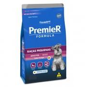 Ração Premier Fórmula para Cães Adultos de Raças Pequenas Sabor Frango 15 kg