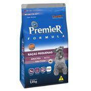 Ração Premier Fórmula para Cães Adultos de Raças Pequenas Sabor Frango - 1,0 kg
