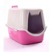 Toalete Duracats Banheiro Para Gatos - Rosa
