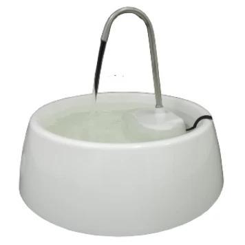 Fonte Bebedouro Brincalhão Bivolt Aqua Mini - Branco