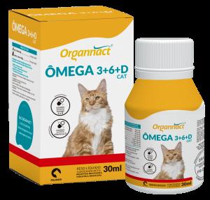 Omega 3+6+D Cat - 30 mL