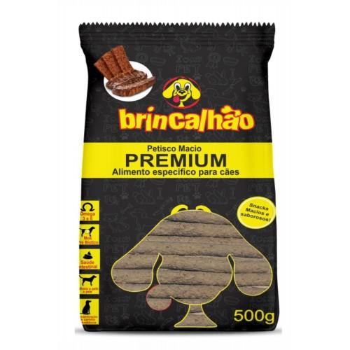 Petisco Macio Premium - Palito Carne 500g