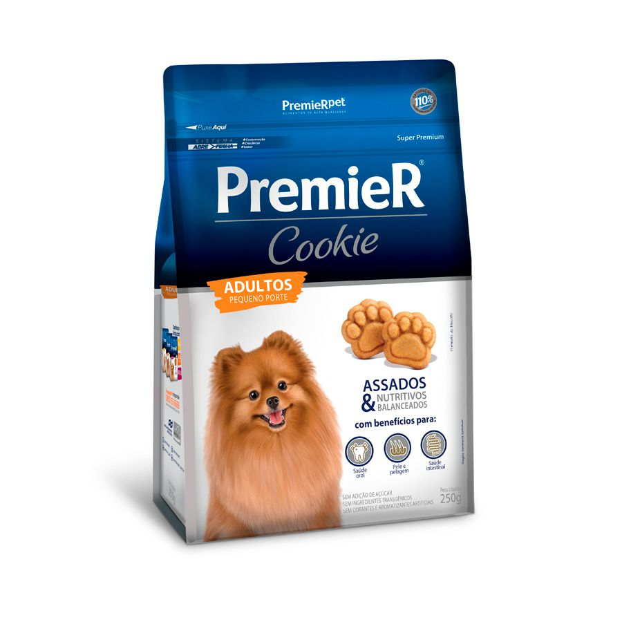 PremieR Cookie Cães Adultos  Pequeno Porte