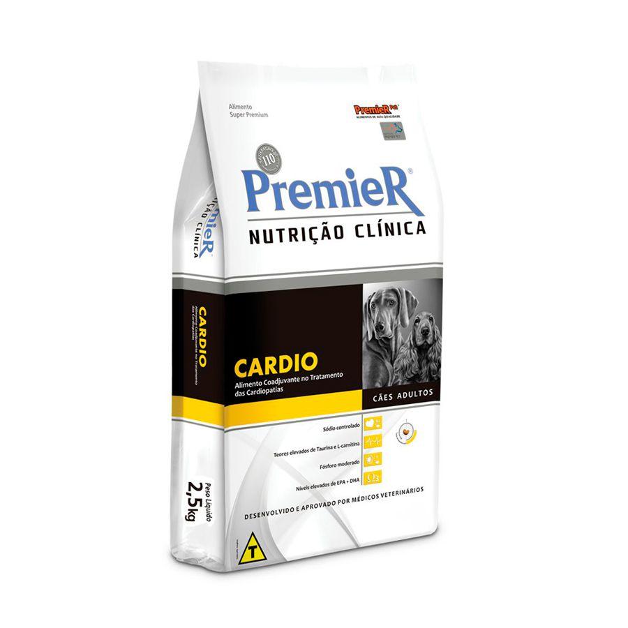 PremieR Nutrição Clínica  Cardio Cães - 2 kg